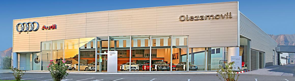 Olezamovil Audi