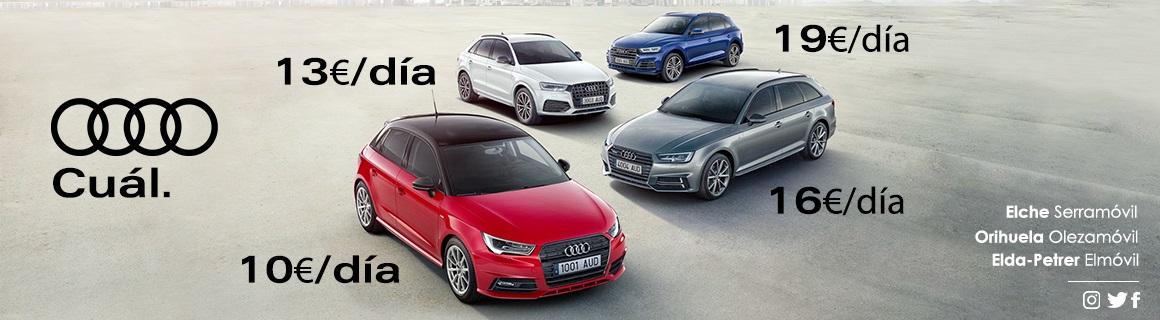 Elige tu Audi