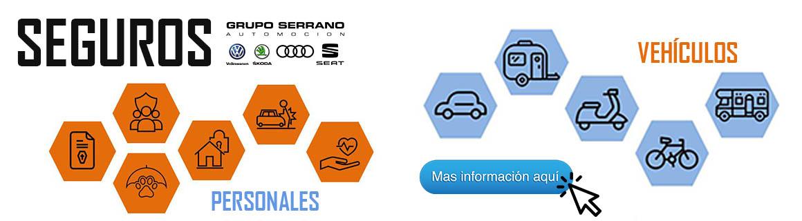 Seguros Grupo Serrano Automocion