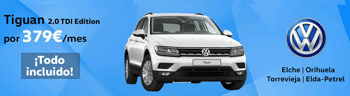 Tiguan Abril VW