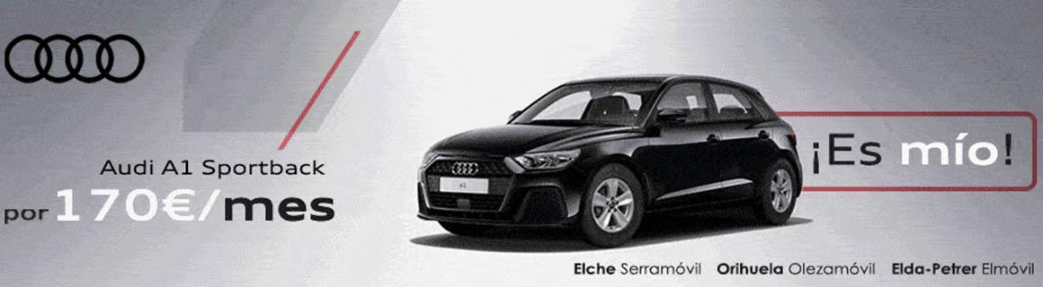 Audi Abril A1