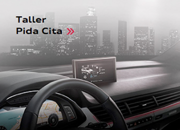 Taller postventa Oficial Audi