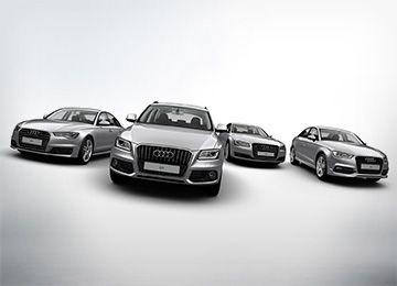 Audi de ocasión y seminuevos en Madrid