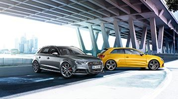 Coches Audi y Volkswagen de renting