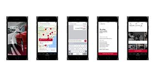 Servicio Jarmauto App Audi