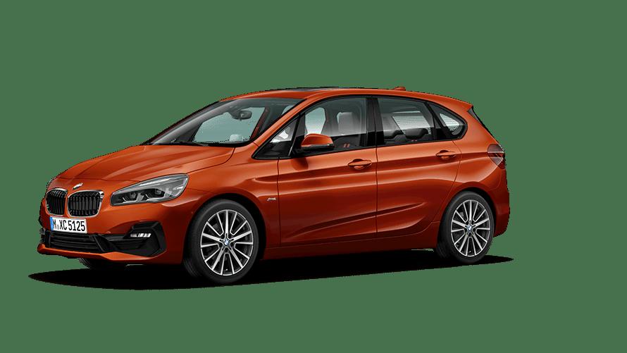BMW Serie 2 Active Tourer en Barcelona