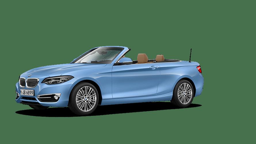 BMW Serie 2 Cabrio en Barcelona