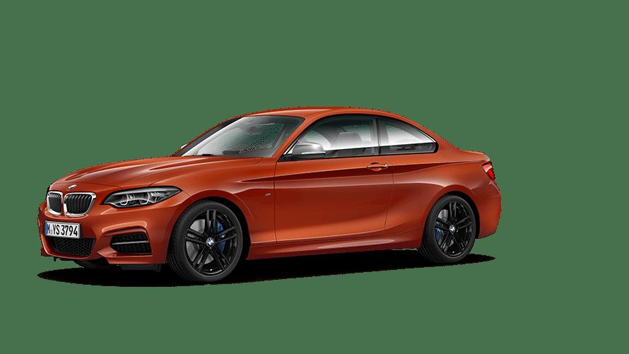 BMW Serie 2 Coupé en Barcelona