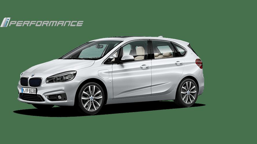 BMW Serie 2 Active Tourer Híbrido Enchufable en Barcelona