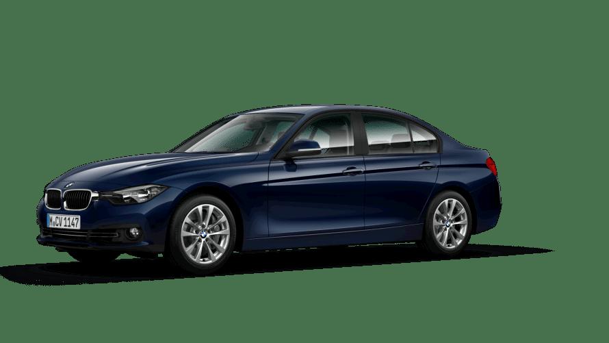 BMW Serie 3 Berlina en Barcelona