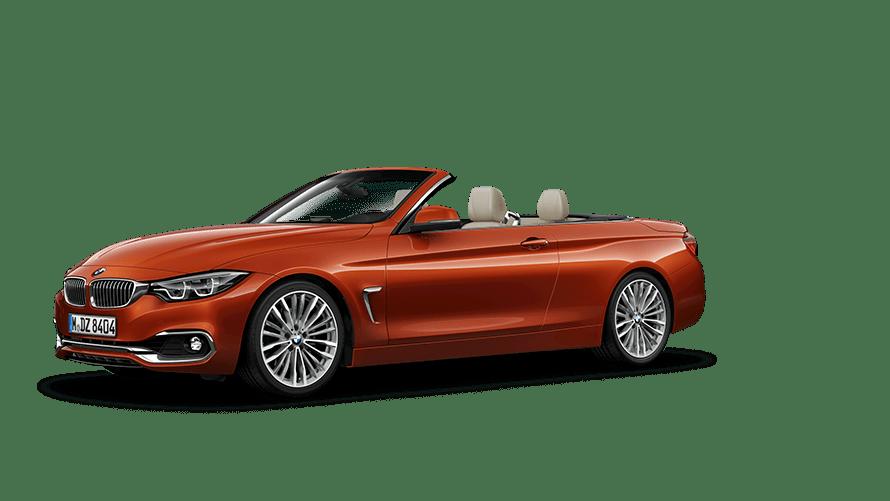 BMW Serie 4 Cabrio en Barcelona