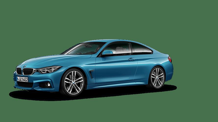 BMW Serie 4 Coupé en Barcelona