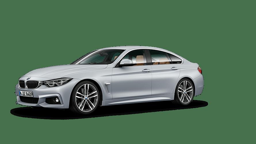 BMW Serie 4 Gran Coupé en Barcelona