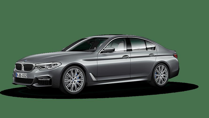 BMW Serie 5 Berlina en Barcelona