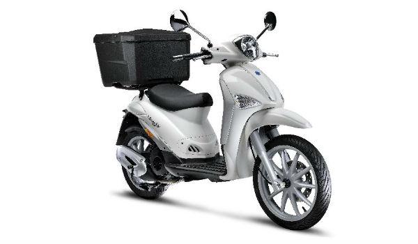 Piaggio 50 liberty delivery E4