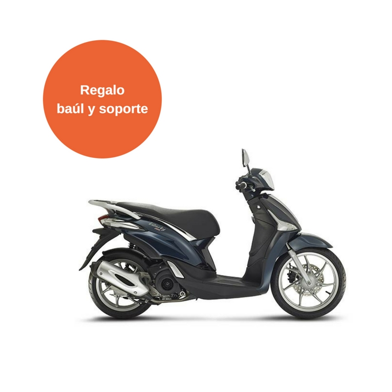 Piaggio New Liberty 125 ABS