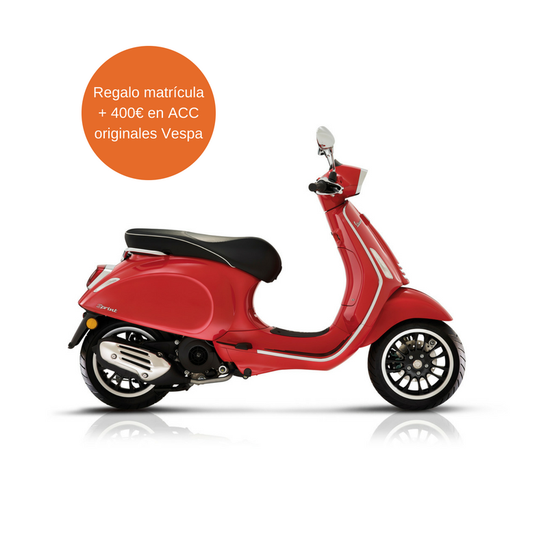 Vespa Sprint 125 ABS E4 2018